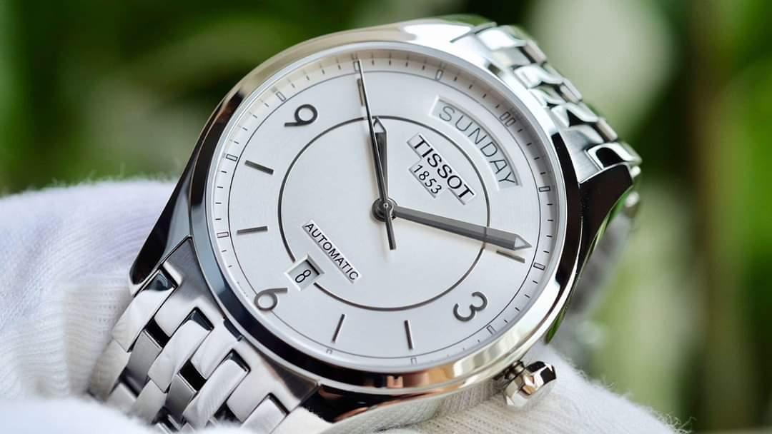 Đồng hồ nữ chính hãng Tissot