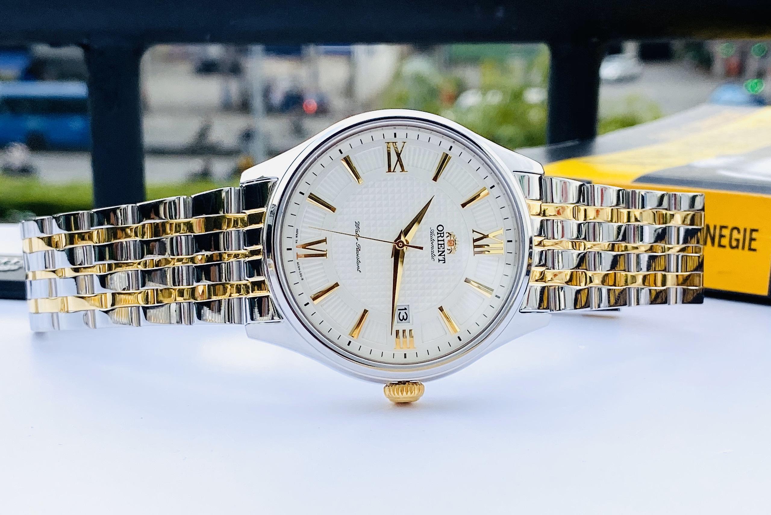 Đồng hồ nam chính hãng ORIENT.