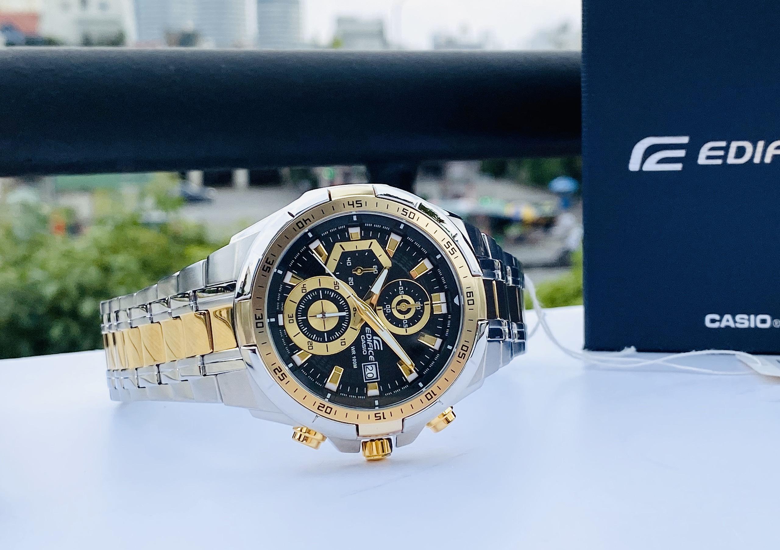 Đồng hồ nam chính hãng CASIO EFR-539SG-1A