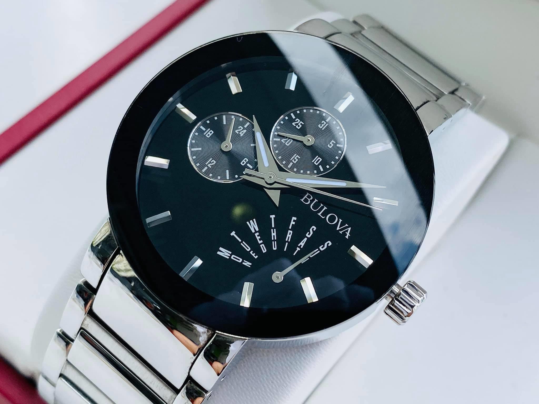 Đồng hồ nam chính hãng Bulova