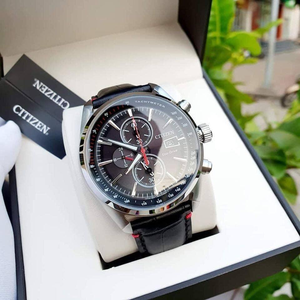Đồng hồ nam chính hãng Citizen Eco-Drive CA0369-11