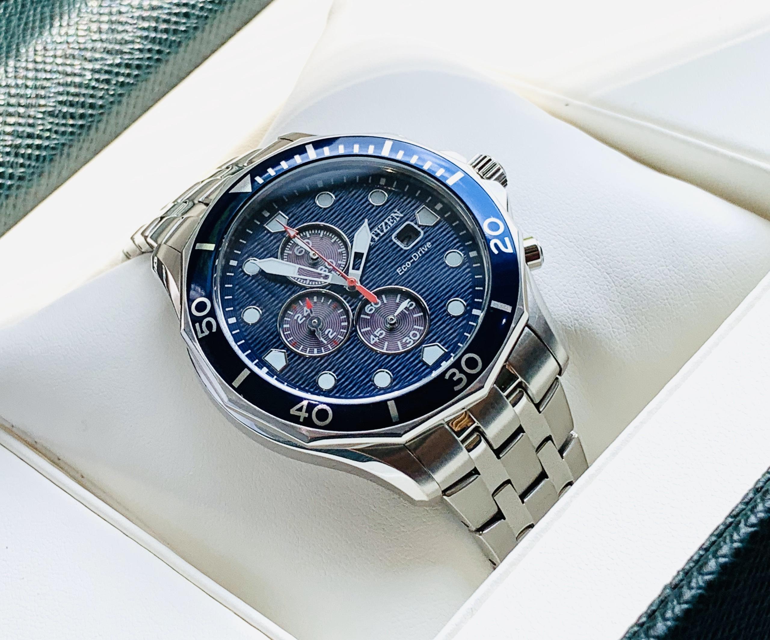 Đồng hồ chính hãng Citizen