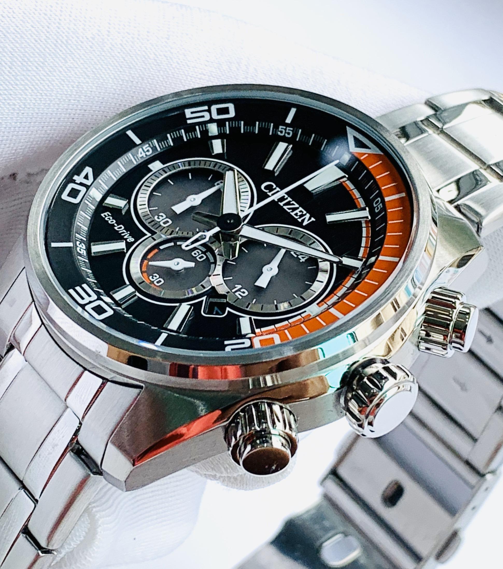 Đồng hồ chính hãng Citizen CA4330-57E
