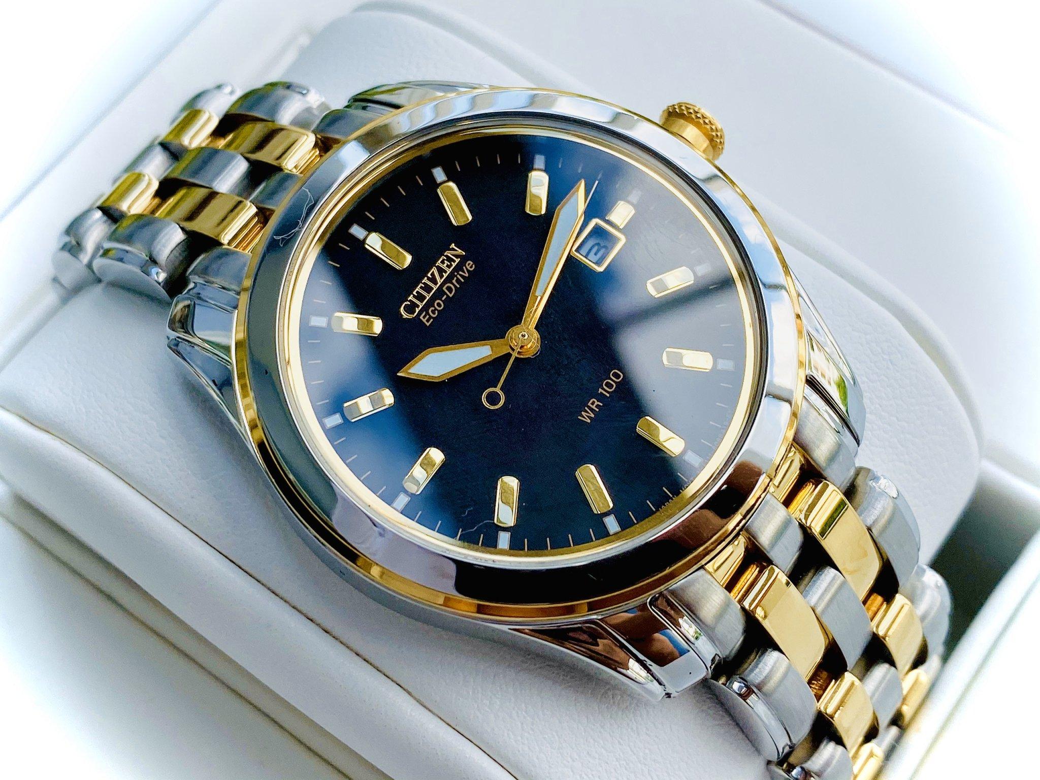 Đồng hồ chính hãng Citizen Men