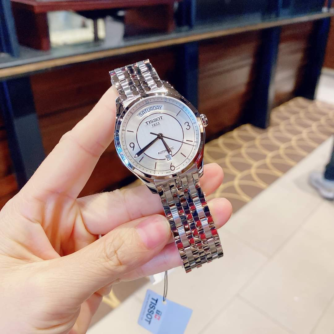 Đồng hồ chính hãng Tissot T- Classic T-One