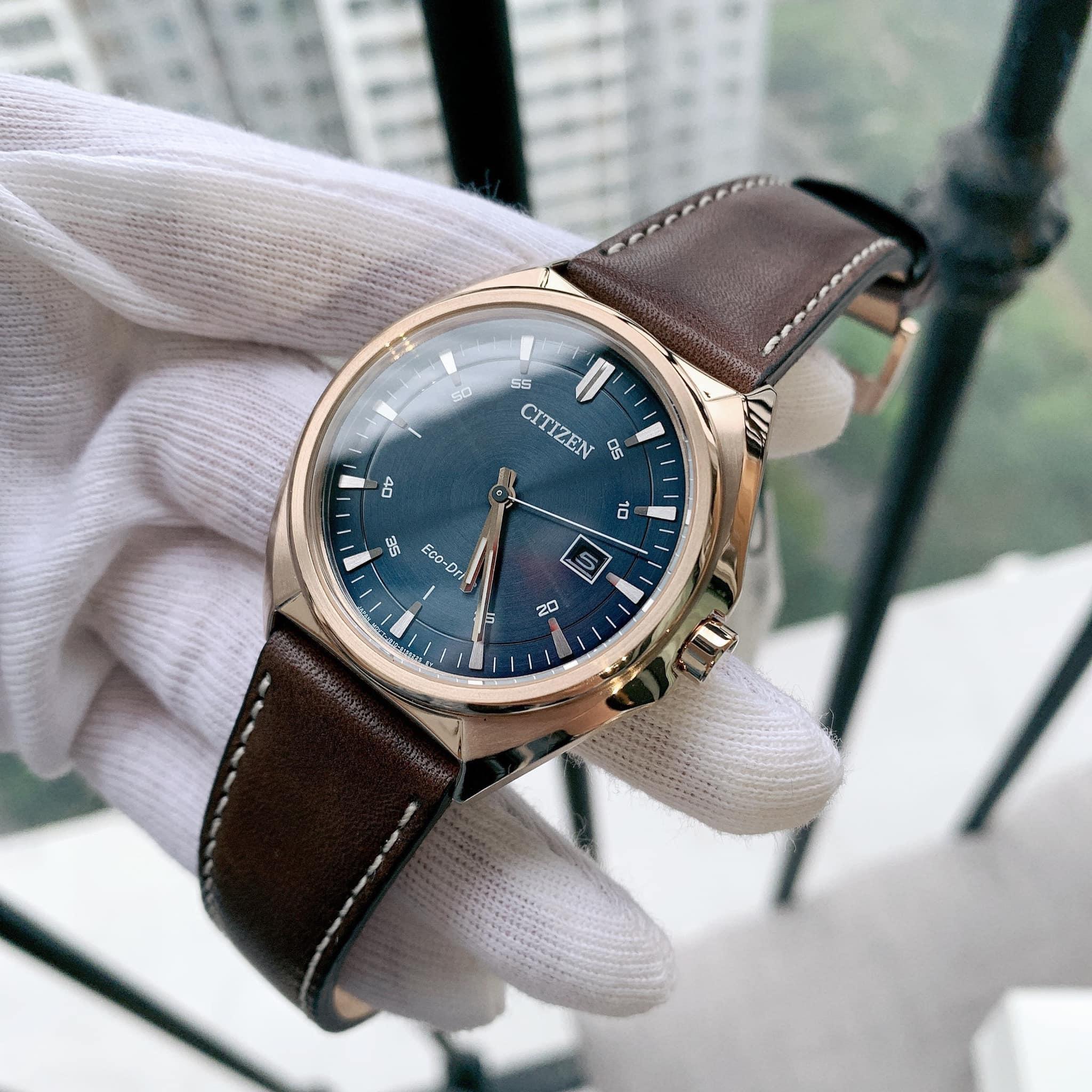 Đồng hồ chính hãng C.iti.zen Eco-drive AW1573-03l