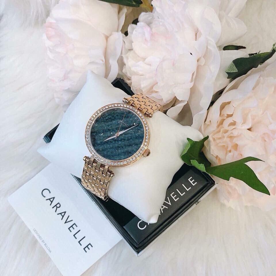 Đồng hồ chính hãng Caravelle