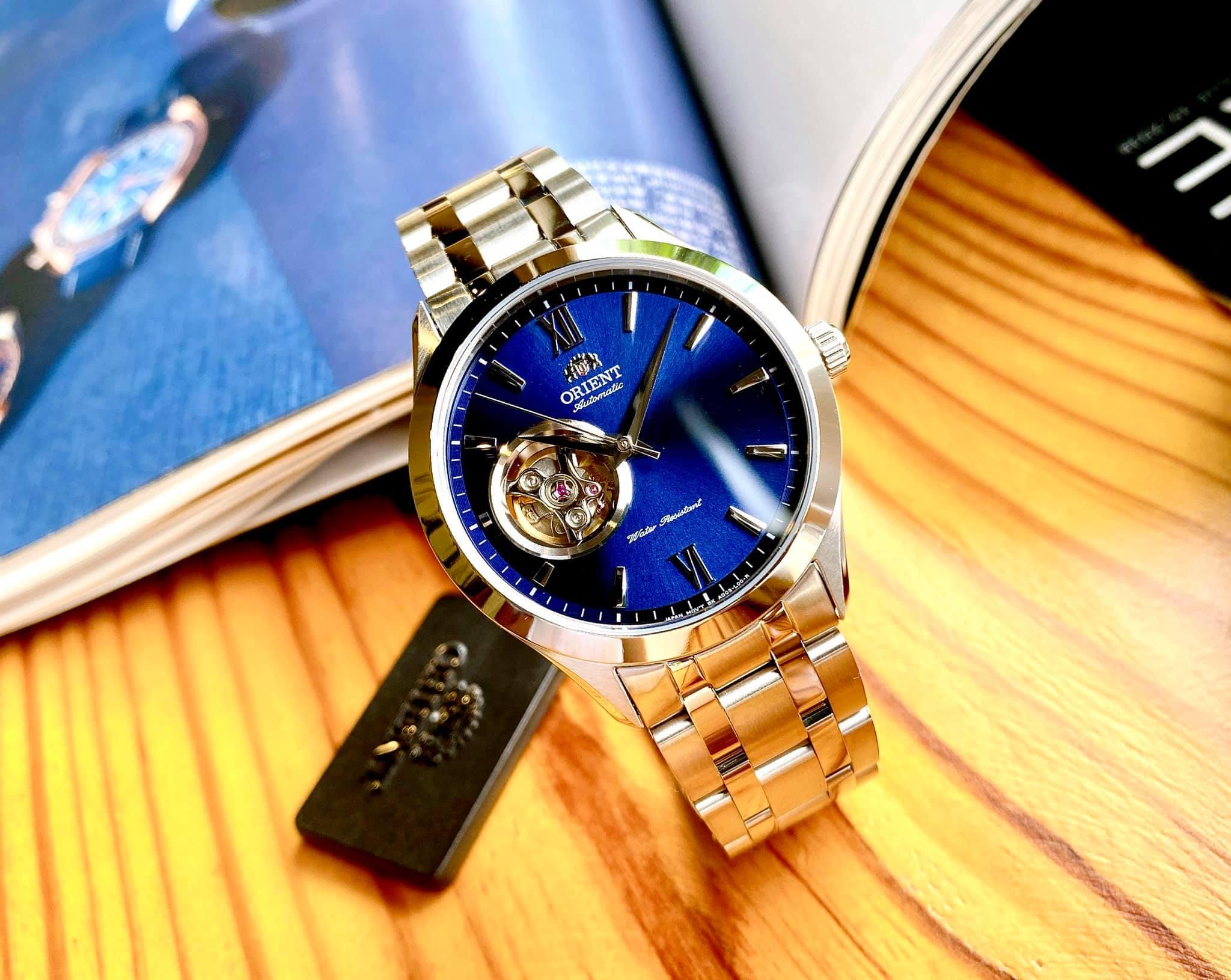 Đồng hồ chính hãng ORIENT GOLDEN EYE