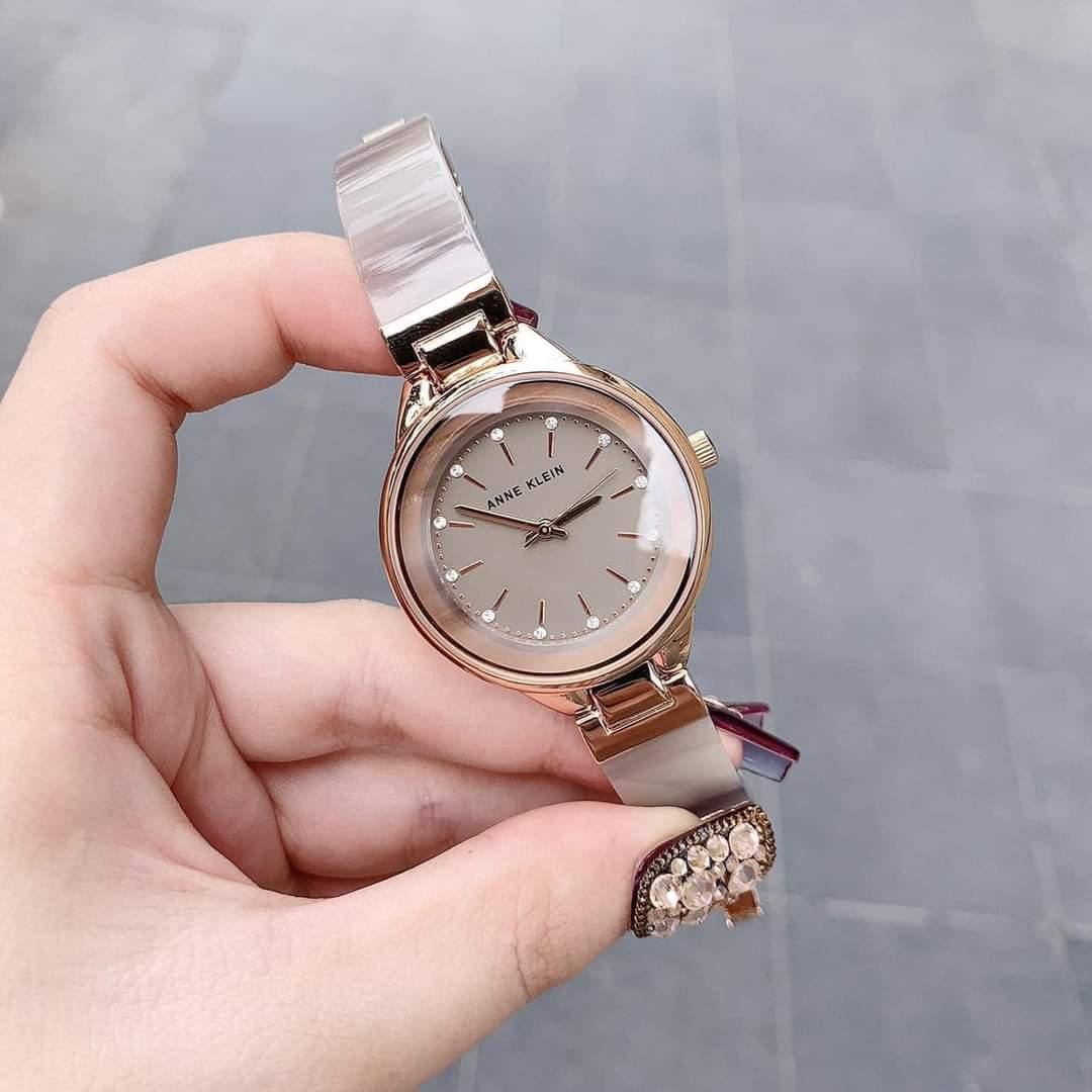 Đồng hồ chính hãng Anne Klein AK/1408TNRG