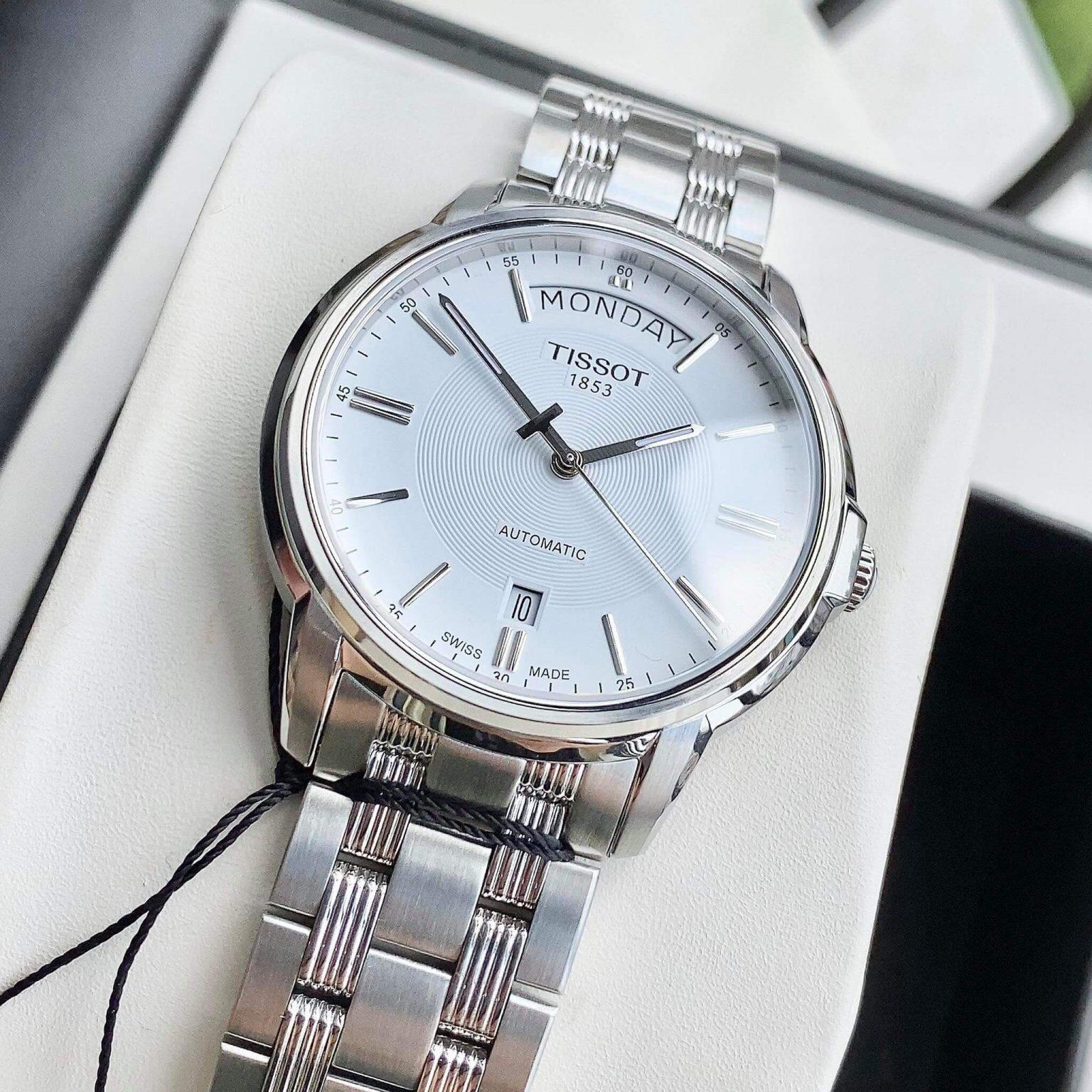 Đồng hồ chính hãng TlSSOT