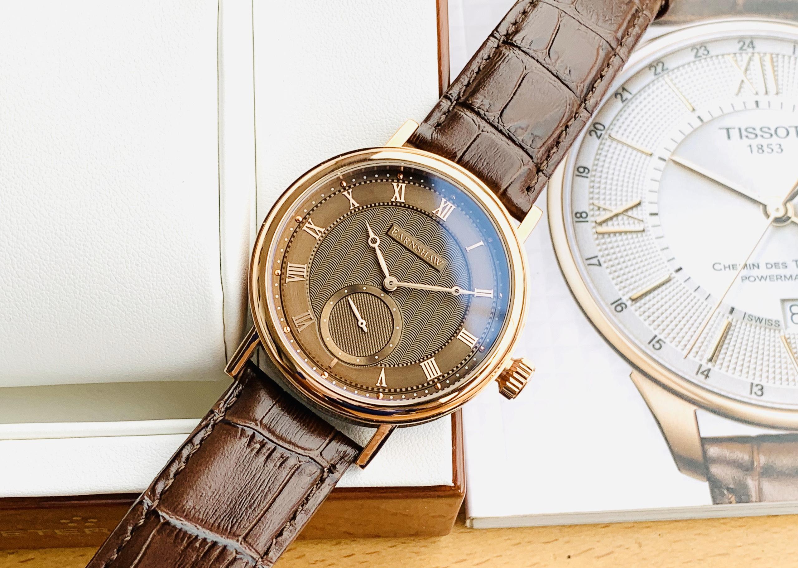 Đồng hồ chính hãng Thomas Earnshaw Men's ES-8102-03