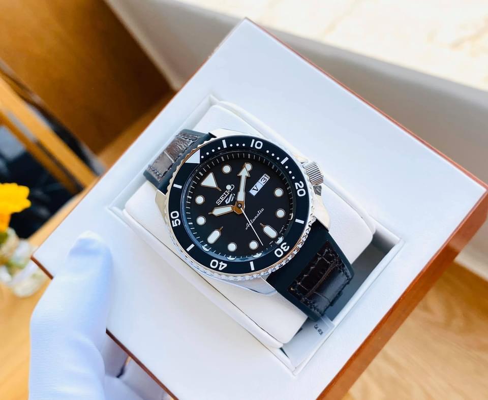 Đồng hồ chính hãng Seiko Automatic  SRPD55K2