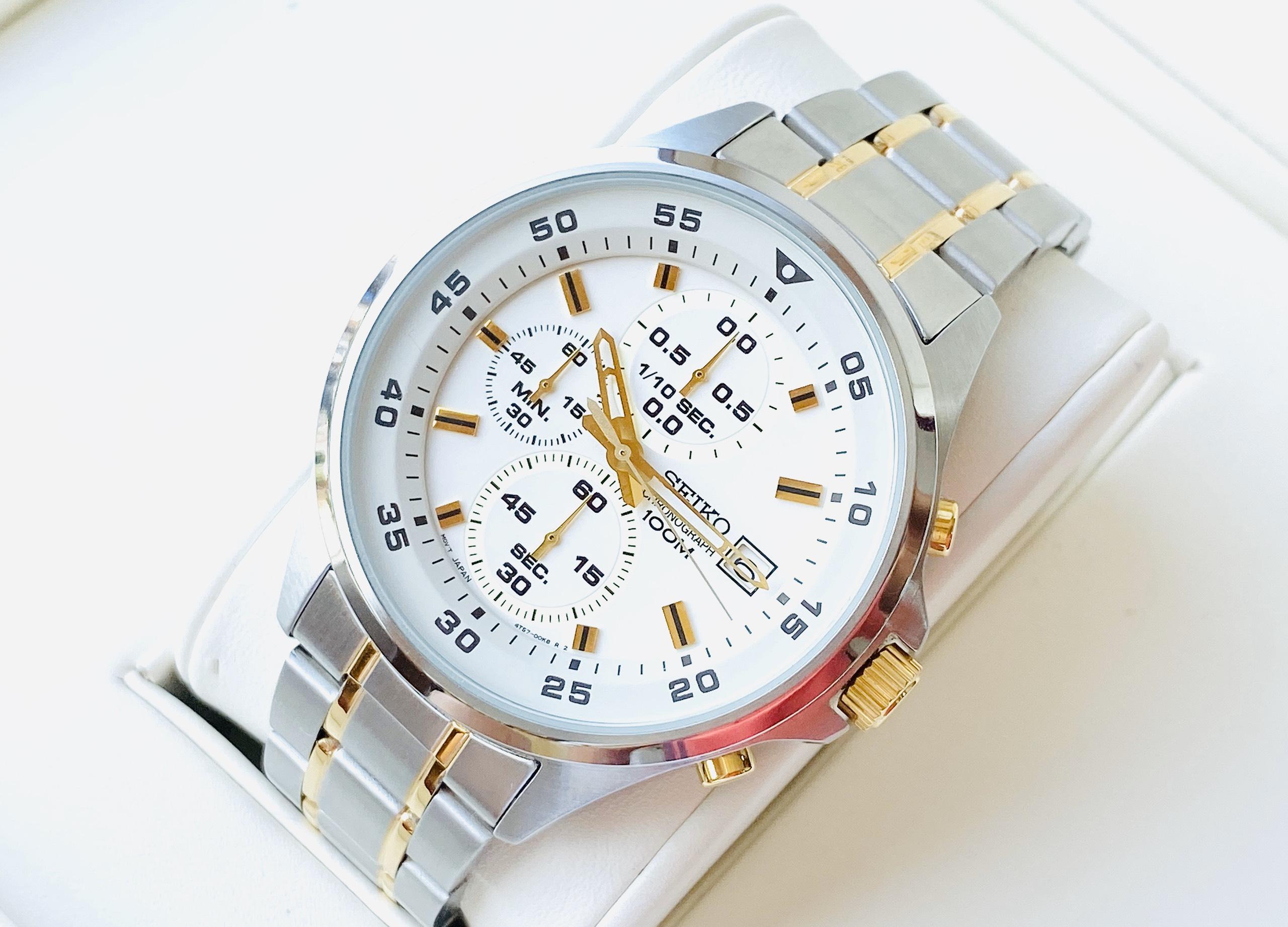 Đồng hồ hàng hiệu  SEIKO SKS629P1