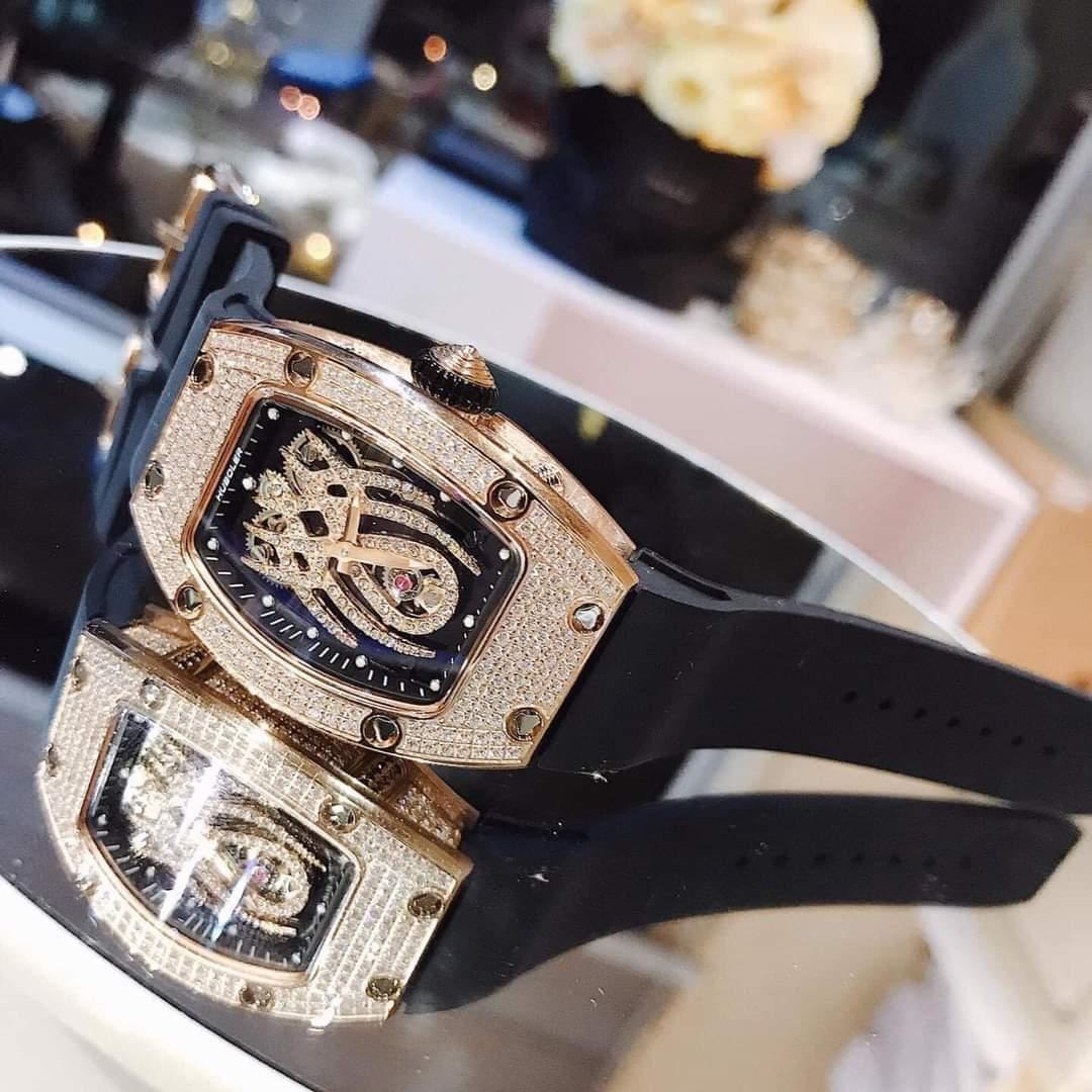 Đồng hồ hãng H.U.B.O.L.E.R by H.a.n.b.o.r.o