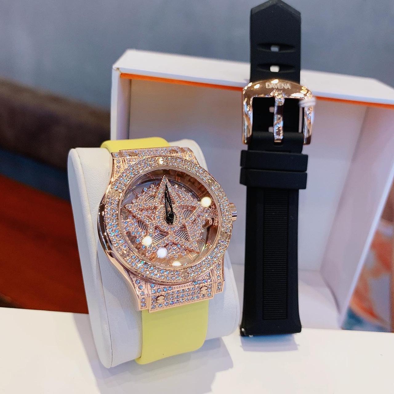 Đồng hồ hãng Davena