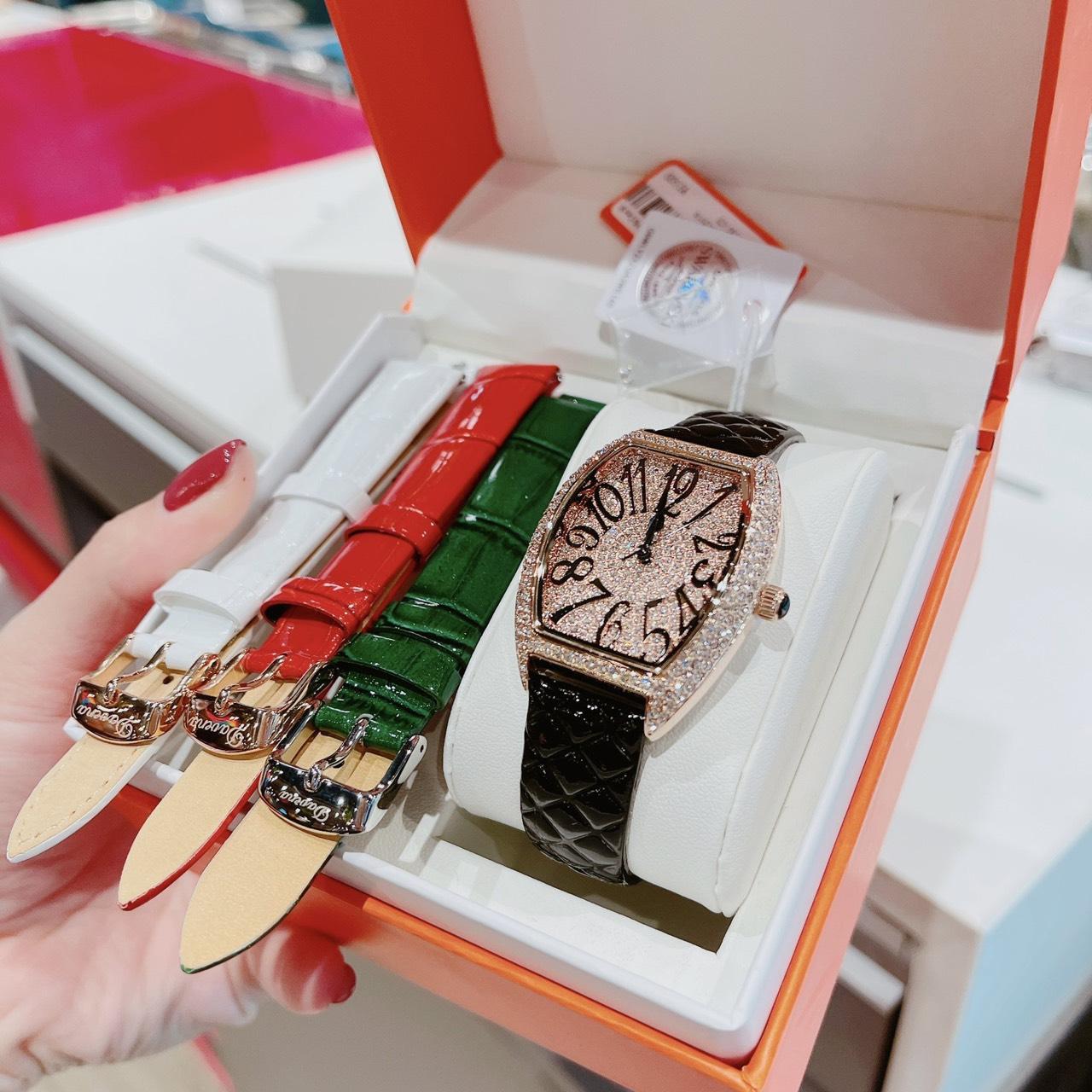 Đồng hồ hãng D.a.v.e.n.a phiên bản Fra.nk Mu.ller
