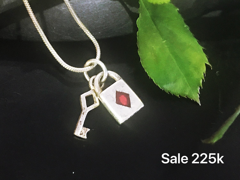 Mặt dây chuyền bạc Thái nữ PD-1139(OFF50%)