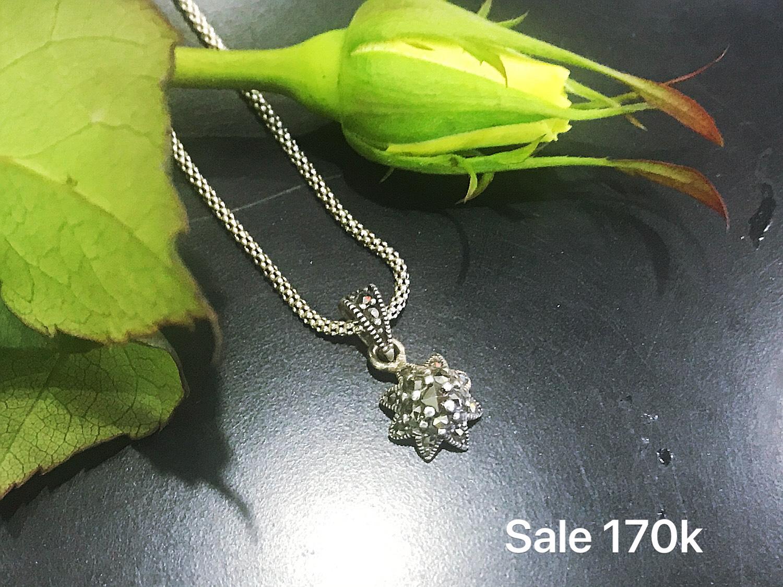 Mặt dây chuyền bạc Thái nữ PD-1961(OFF50%)