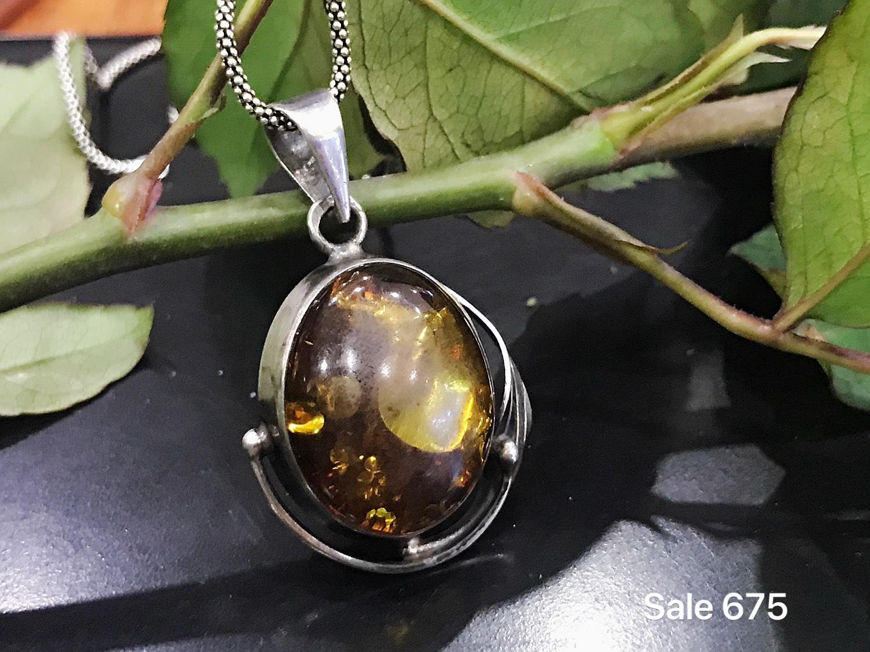 Mặt dây chuyền bạc Thái nữ PD-3141(OFF50%)
