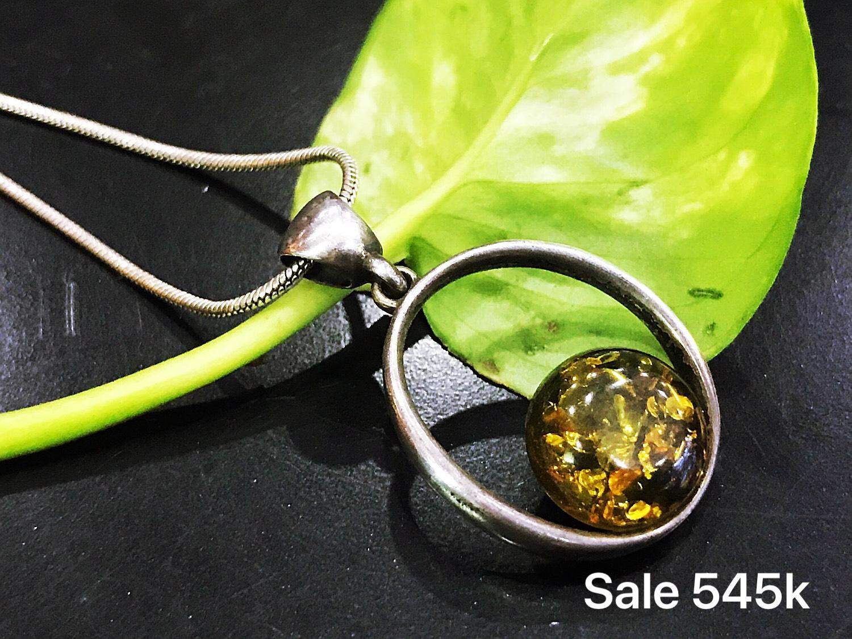 Mặt dây chuyền bạc Thái nữ PD-3284(OFF50%)