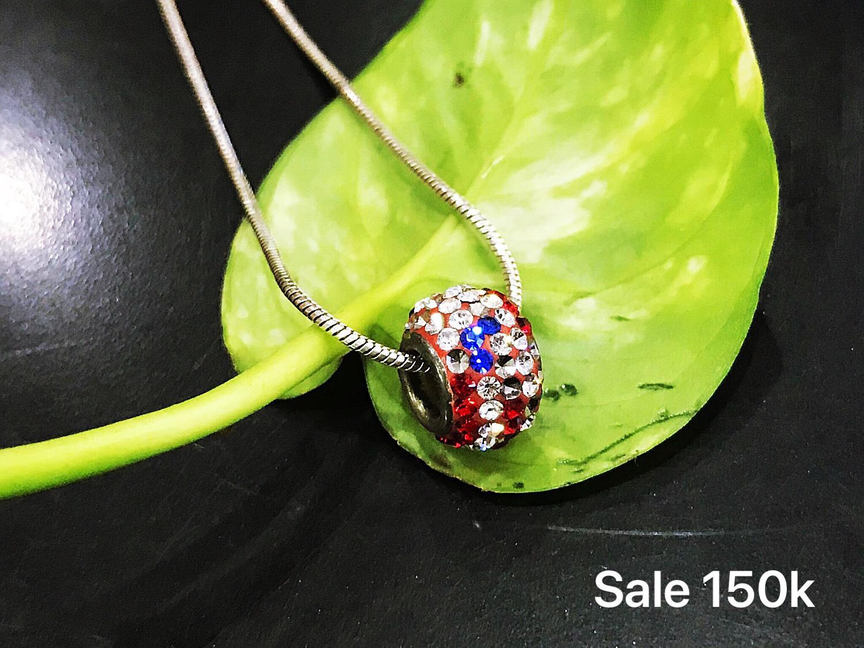 Mặt dây chuyền bạc Thái nữ PD-2582(OFF50%)