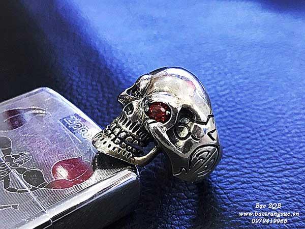 Nhẫn bạc Thái nam RI-3029 (OFF10%)