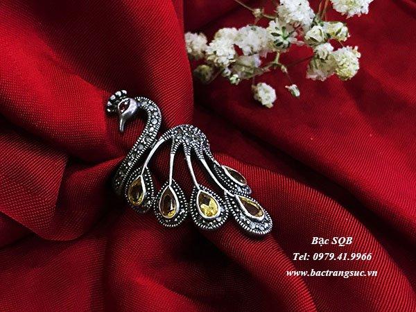 Nhẫn bạc nữ RI-2795