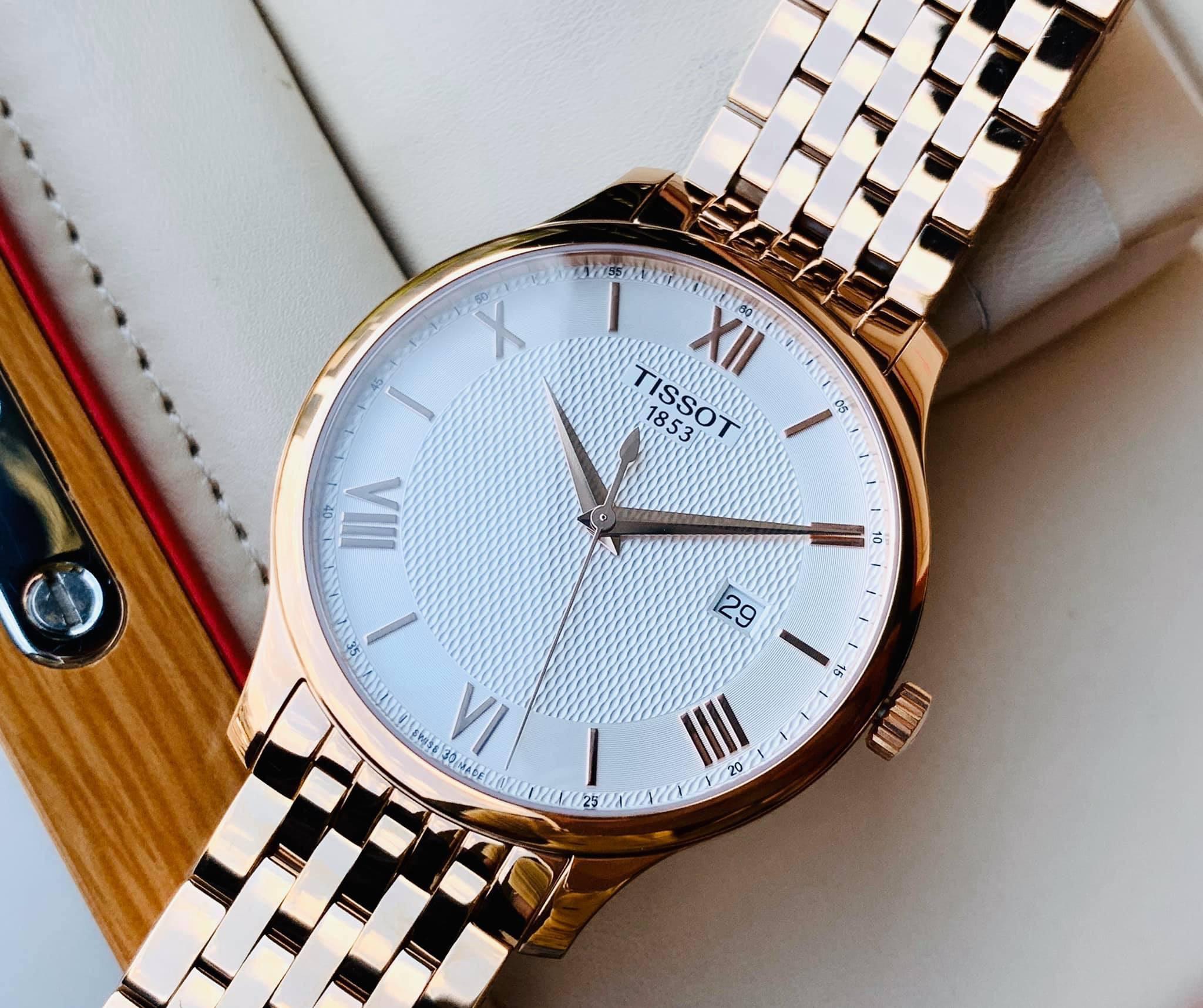 Đồng hồ hàng hiệu nam