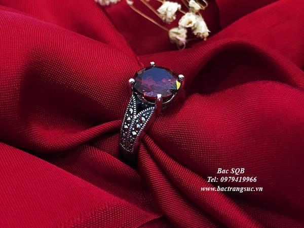 Nhẫn bạc RI-2565