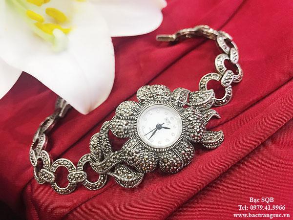 Đồng hồ bạc WA-125