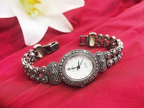 Đồng hồ bạc WA-126