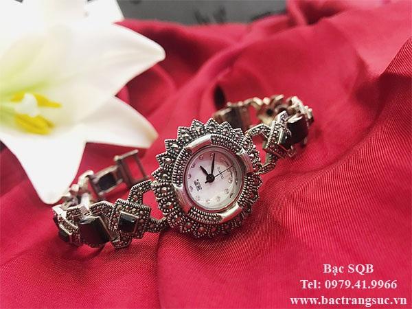Đồng hồ bạc WA-128
