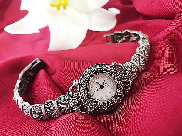 Đồng hồ bạc WA-129