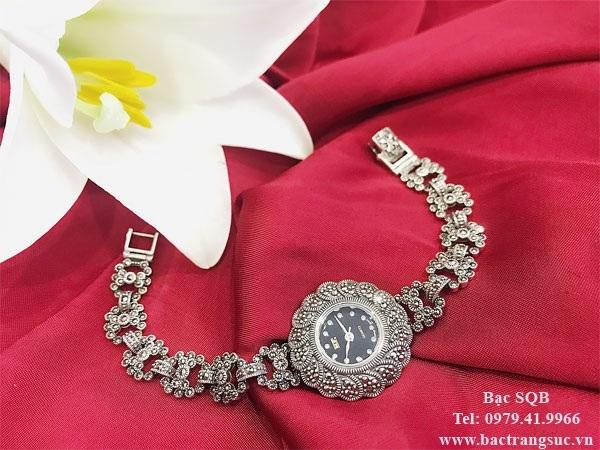 Đồng hồ bạc WA-133