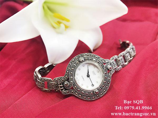 Đồng hồ bạc WA-164