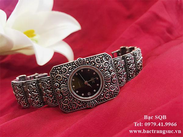 Đồng hồ bạc WA-183