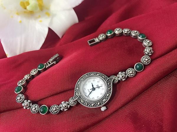 Đồng hồ bạc WA-195