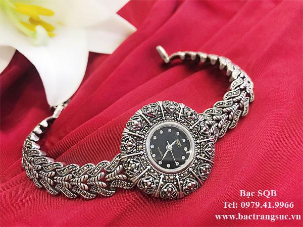 Đồng hồ bạc WA-235