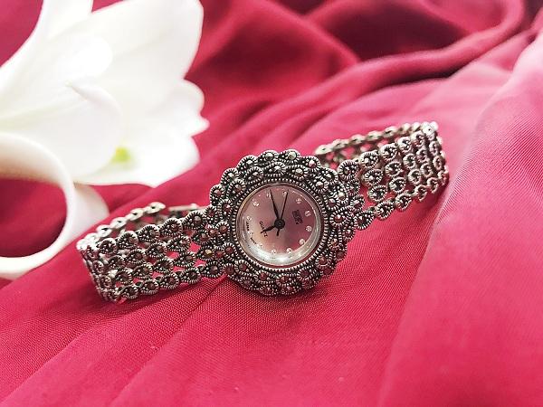 Đồng hồ bạc WA-238