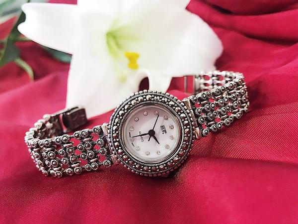 Đồng hồ bạc WA-63