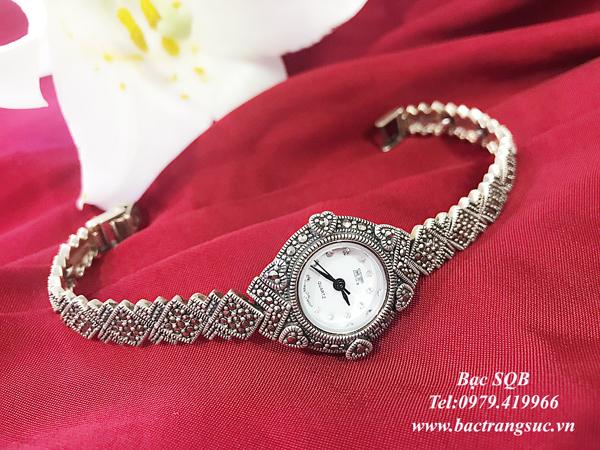 Đồng hồ bạc WA-93
