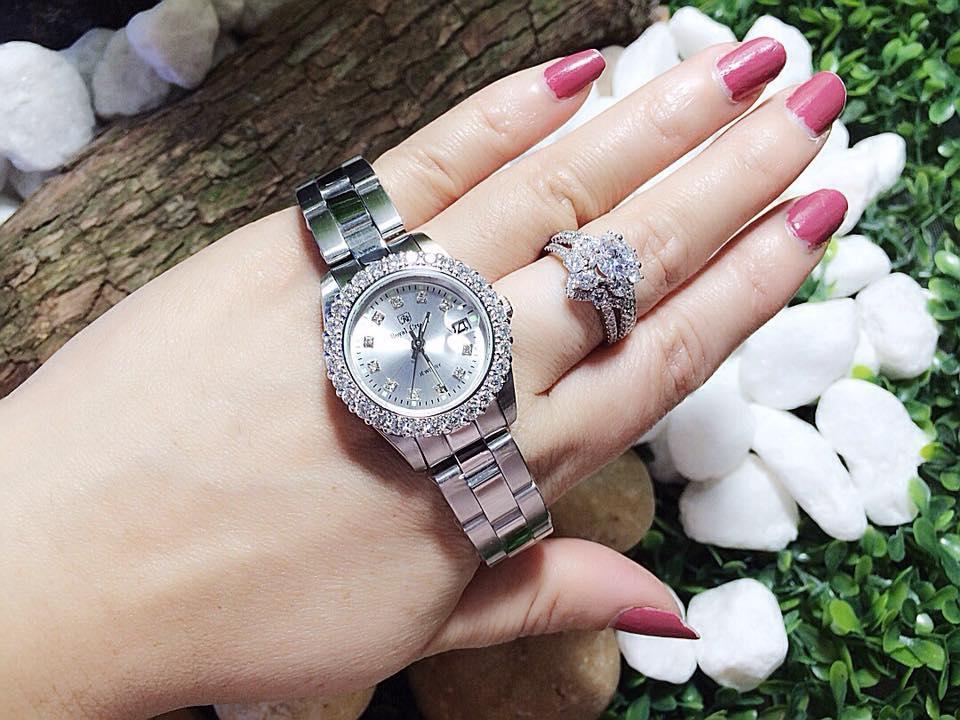 Đồng hồ nữ Royal Crown WA-W343