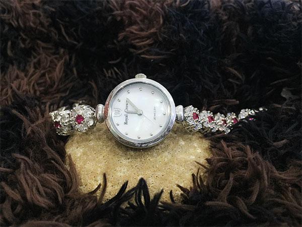 Đồng hồ nữ Royal Crown WA-W345