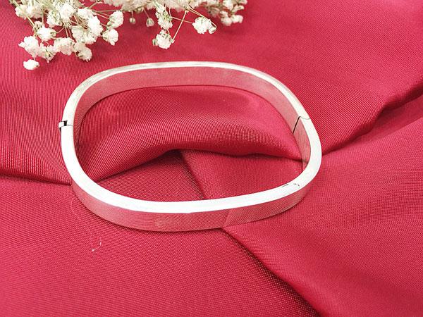 Lắc tay bạc nữ BRA-1082