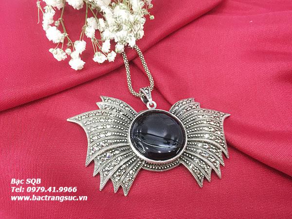 Mặt dây chuyền bạc nữ PD-1578