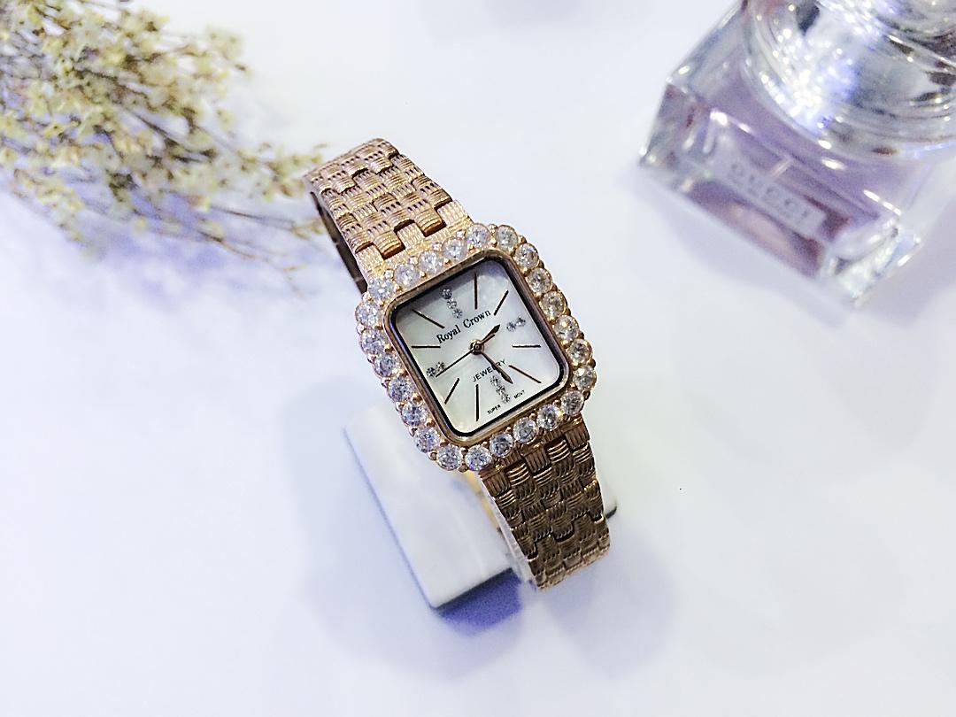 Đồng hồ nữ Royal Crown WA-W201