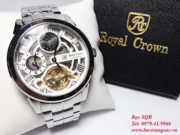 Đồng hồ nam Royal Crown