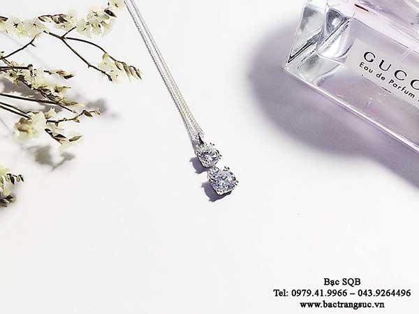 Mặt dây chuyền bạc PD-2924 (OFF10%)